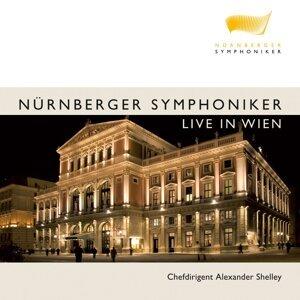 Nürnberger Symphoniker / Alexander Shelley Foto artis