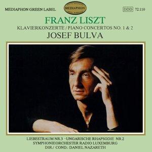 Luxemburg Radio Symphony Orchestra, Daniel Nazareth & Josef Bulva Foto artis