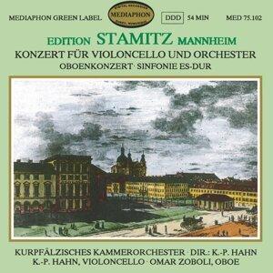 Kurpfalz Chamber Orchestra Ludwigshafen-Mannheim, Klaus-Peter Hahn, Omar Zoboli & Klaus-Peter Hahn Foto artis