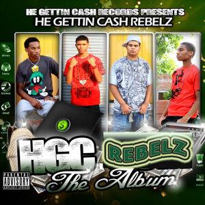 He Gettin Cash Rebelz Foto artis