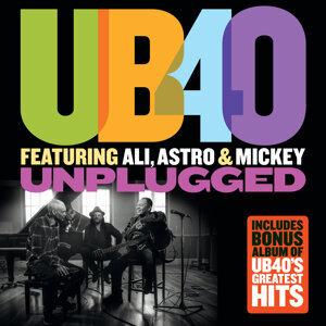 UB40 featuring Ali, Astro & Mickey Foto artis