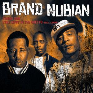 Brand Nubian (努比亞合唱團) 歌手頭像
