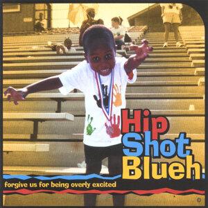 Hip Shot Blueh Foto artis