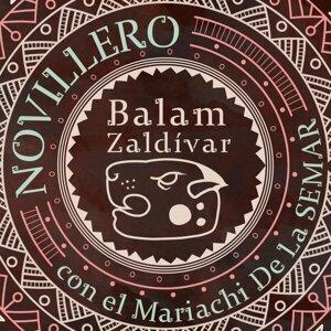 Balam Zaldívar, Mariachi de la SEMAR. Foto artis