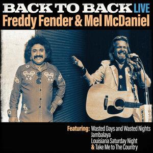 Freddy Fender, Mel Mcdaniel Foto artis