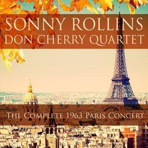 Sonny Rollins, Don Cherry Quartet Foto artis