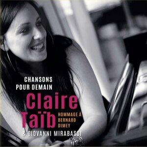 Claire Taïb, Giovanni Mirabassi Foto artis