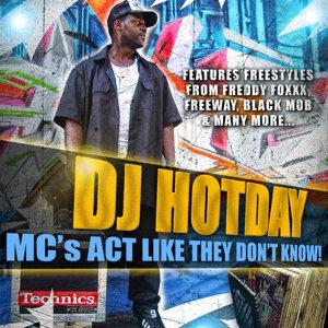 DJ HotDay Foto artis