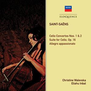 Christine Walevska, Orchestre National De L'Opera De Monte Carlo, Eliahu Inbal Foto artis