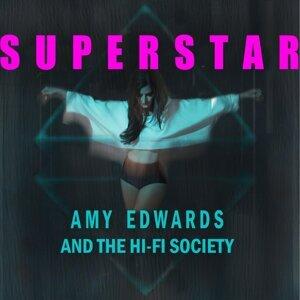 Amy Edwards and the Hi-Fi Society Foto artis