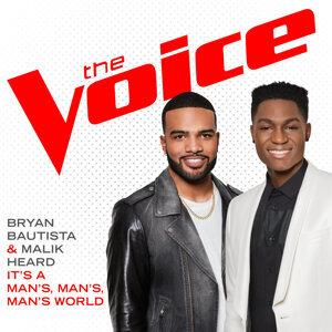 Bryan Bautista, Malik Heard Foto artis