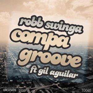 Robb Swinga featuring Gil Aguilar Foto artis
