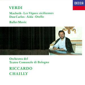 Riccardo Chailly, Orchestra del Teatro Comunale di Bologna Foto artis
