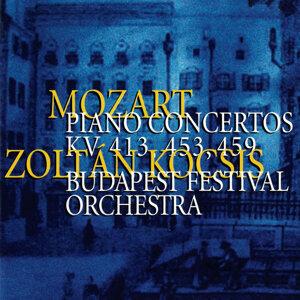 Zoltán Kocsis, Budapest Festival Orchestra Foto artis