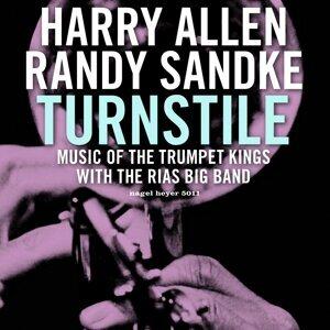 Harry Allen, Randy Sandke Foto artis