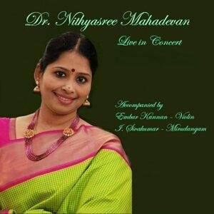 Dr. Nithyasree Mahadevan, Embar Kannan, I. Sivakumar Foto artis