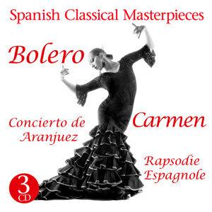 Bizet, G., Ravel, M., Rodrigo, J. Foto artis