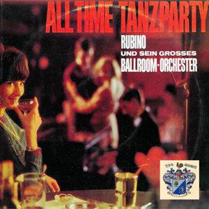 Rubino Und Sein Großes Ballroom-Orchester Foto artis