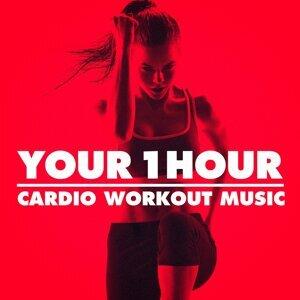 Fitness Beats Playlist, CardioMixes Fitness, WORKOUT Foto artis