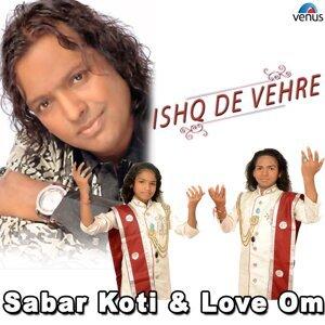 Sabar Koti, Love Om Foto artis