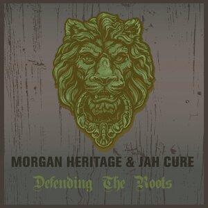 Morgan Heritage, Jah Cure Foto artis