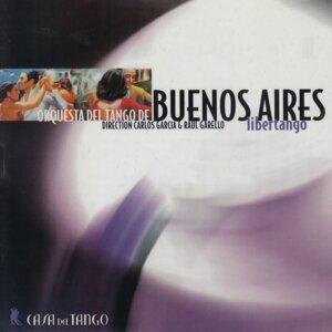 Orquesta del Tango de Buenos Aires, Carlos Garcia, Paul Garello Foto artis