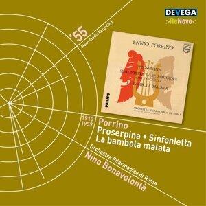 Nino Bonavolontà, Orchestra Filarmonica di Roma Foto artis