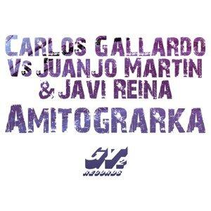 Carlos Gallardo, Juanjo Martín, Javi Reina Foto artis