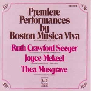 Boston Musica Viva Foto artis