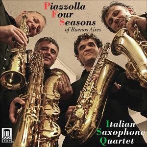 Italian Saxophone Quartet Foto artis