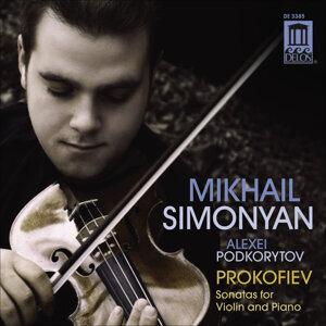 Mikhail Simonyan Foto artis