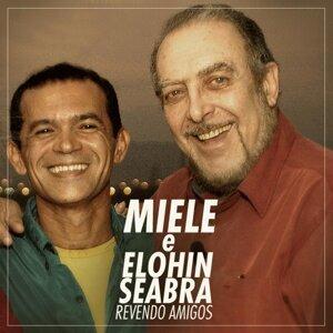 Miele e Elohim Seabra Foto artis