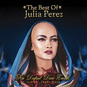 Julia Perez, Rina Nose, Denada Foto artis