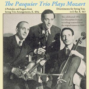Pasquier Trio, The Foto artis