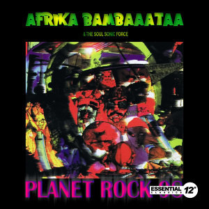 Afrika Bambaataa & the Soul Sonic Force 歌手頭像