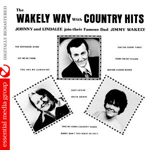 Jimmy Wakely, Johnny Wakely, Lindalee Wakely Foto artis