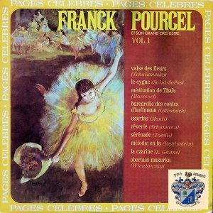 Frank Pourcel Et Son Grand Orchestre Foto artis