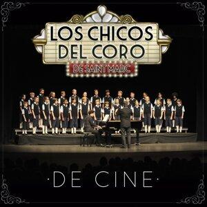 Los Chicos del Coro de Saint-Marc, Diana Navarro, Ainhoa Arteta, Sergio Dalma Foto artis
