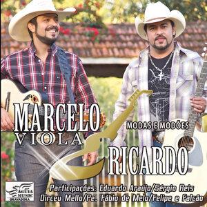 Marcelo Viola & Ricardo Foto artis