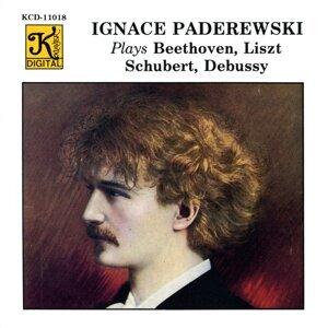 Paderewski, Ignacy Jan Foto artis