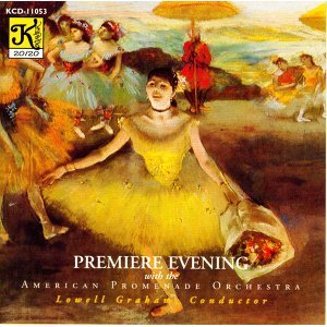 American Promenade Orchestra Foto artis
