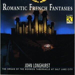 John Longhurst Foto artis