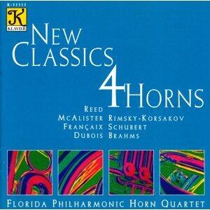 Florida Philharmonic Horn Quartet Foto artis