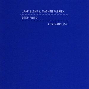 Jaap Blonk, Machinefabriek Foto artis