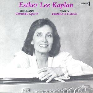 Esther Lee Kaplan Foto artis