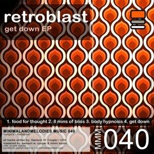 Retroblast Foto artis