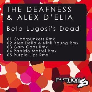 The Deafness, Alex D'Elia Foto artis