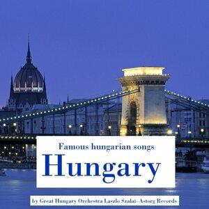 Great Hungary Orchestra Laszlo Szalai Foto artis
