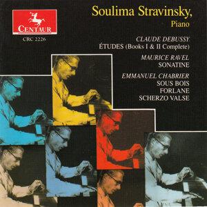 Soulima Stravinsky Foto artis