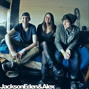 Jackson Foote, Eden neville, Alex Koste Foto artis